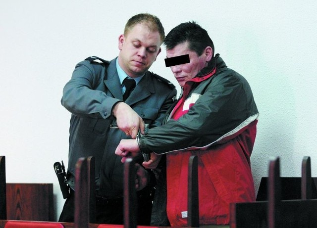 Krzysztof Ż. nadal pozostanie w areszcie.