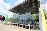 Szklana klatka na Placu Solidarności. Szczecin stolicą squasha