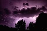 Burza i ulewa na Pomorzu - 11/12 sierpnia 2017 [ZDJĘCIA, WIDEO, MAPA OPADÓW, MAPA BURZOWA]