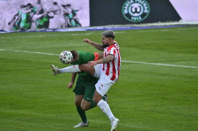 Pierwszy mecz Warty z Cracovią w tym sezonie zakończył się wygraną zespołu z Poznania 1:0