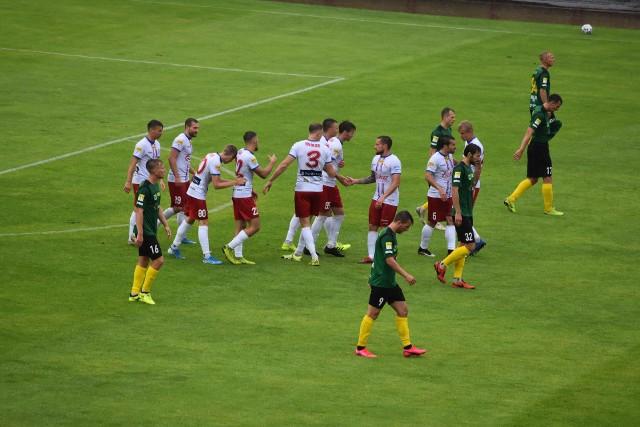 Podbeskidzie po raz pierwszy wygrało w Jastrzębiu-Zdroju i pewnie zmierza do PKO Ekstraklasy.