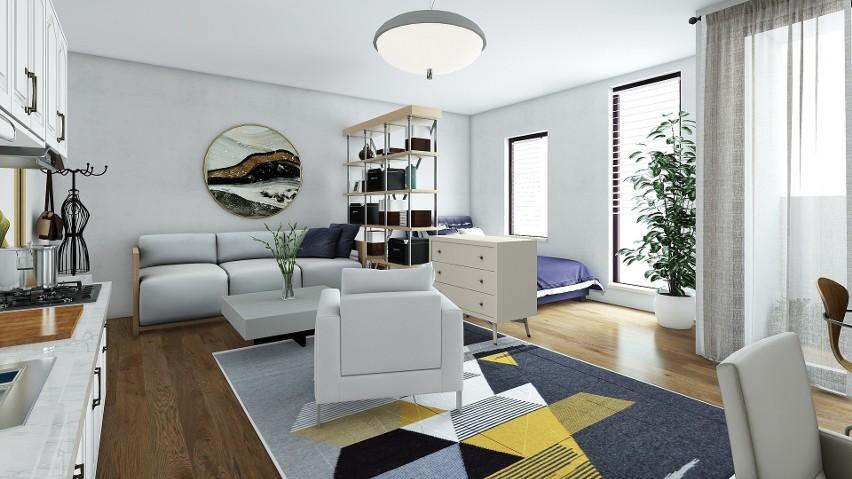 Aranżacja mieszkania to indywidualna sprawa każdego...