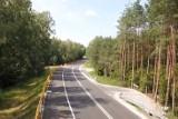 Droga Białystok - Hajnówka na odcinku Zabłudów - Żywkowo już gotowa. Zobacz nową podlaską inwestycję z lotu ptaka (zdjęcia, wideo)