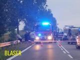 Śmiertelny wypadek w Nowej Wsi Lęborskiej 29.06.2020. Samochód wjechał do rowu. Nie żyje 32-letni mężczyzna