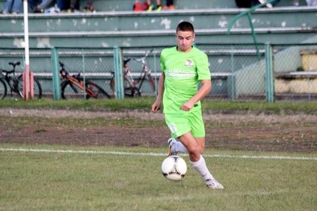 Piłkarze Makowianki udanie rozpoczęli rozgrywki przed własną publicznością.