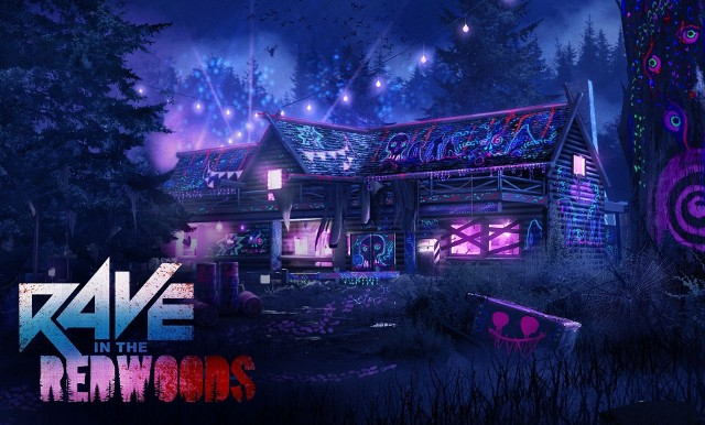 Call of Duty: Infinite Warfare. Rave in the RedwoodsCall of Duty: Infinite Warfare. Rave in the Redwoods