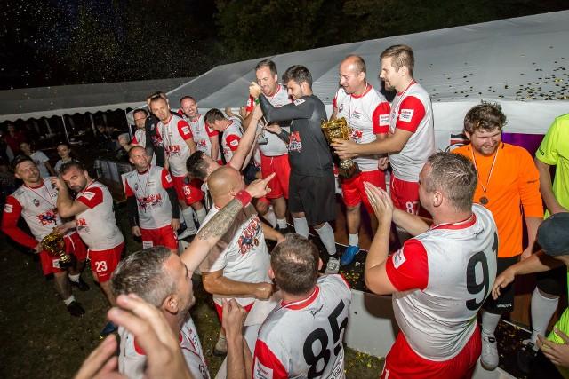 Tak cieszyli się z wygranej pracownicy oddziału Rabena w Tarnowie
