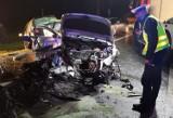 Śmierć młodej kobiety w wypadku w Jeleniu. Co się wydarzyło na dk nr 91? Policjanci wyjaśniają okoliczności zderzenia samochodów