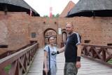 Turyści podziwiają nasze okolice