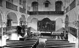 Historia na starych zdjęciach. Tak wyglądały wnętrza szczecińskich kościołów