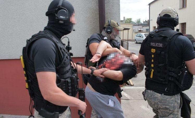 Czterej mieszkańcy powiatu inowrocławskiego trafili do policyjnych aresztów