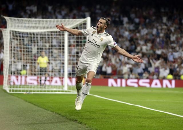 Gareth Bale był dziś niezwykle aktywny na skrzydle.