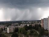 Małopolska. Znów burze z gradem i ulewy. IMGW wydało ostrzeżenie I stopnia dla kilku powiatów