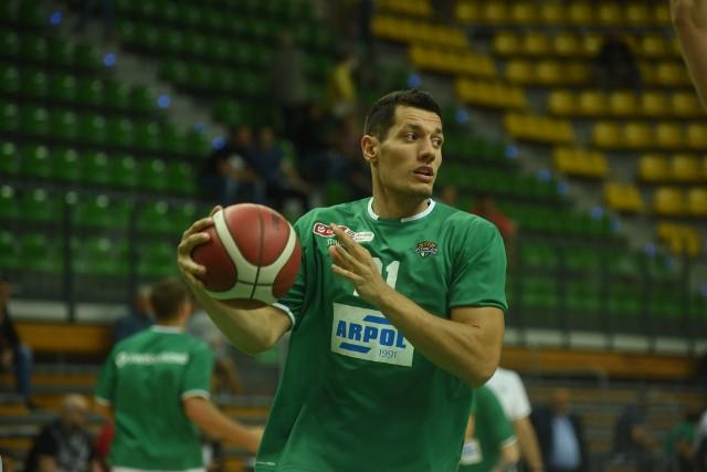 Filip Put rozegrał dobry mecz w Gdyni