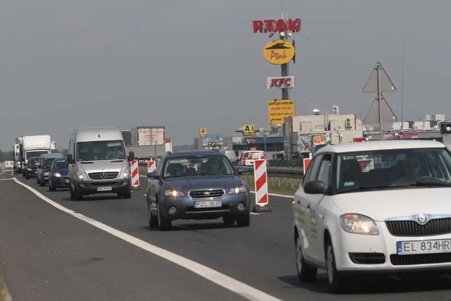 """W Rzgowie droga ekspresowa S8 będzie się łączyć z krajową """"jedynką"""""""