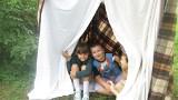 Udane wakacje w Gostycynie. Zabrali dzieci w podróże małe i duże [zdjęcia]