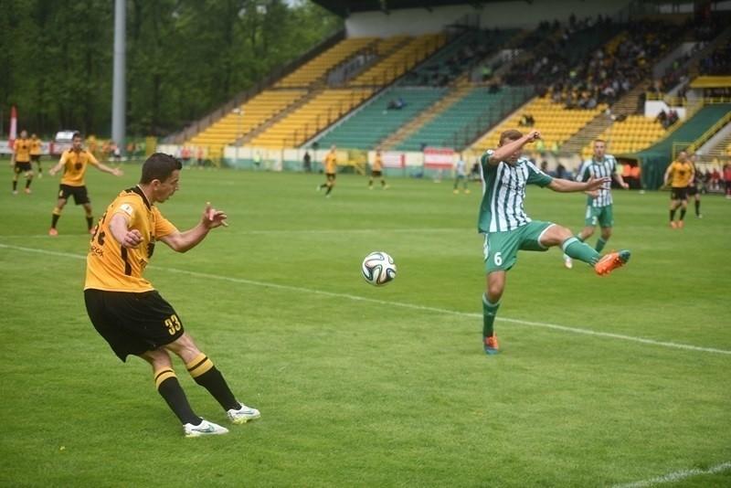GKS Katowic - Olimpia Grudziądz