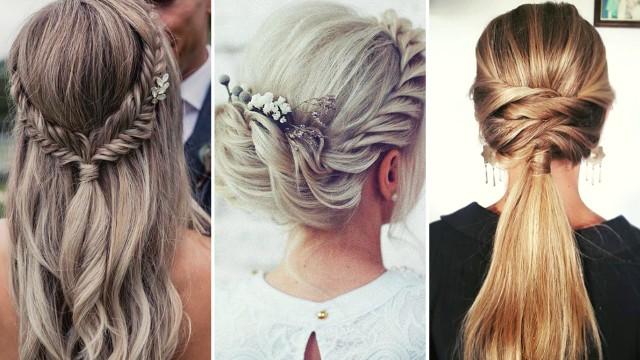 Fryzury na wesele największą popularnością cieszą się latem – wtedy sezon ślubny jest w pełni, a upalna pogoda sprawia, że tym chętniej panie decydują się na upięcia weselne. Nie wiesz, co jest teraz w modzie? Brakuje ci pomysłu na fryzurę na wesele? Zobacz w naszej galerii najciekawsze upięcia na wesele i czerp inspiracje! Większość tych fryzur będzie idealna zarówno dla gości weselnych, jak i dla panien młodych.