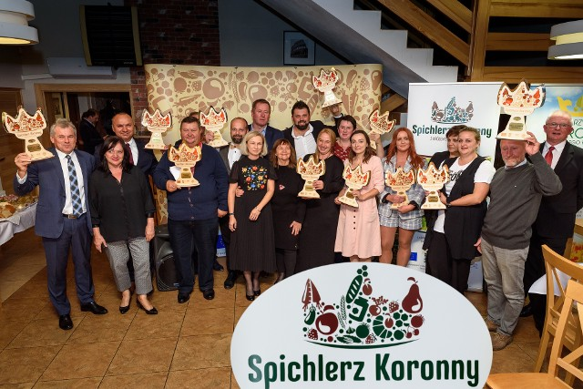 """Gala nagrody - Znak Jakości """"Spichlerz Koronny"""" przyznawanej przez Stowarzyszenie Korona Północnego Krakowa"""