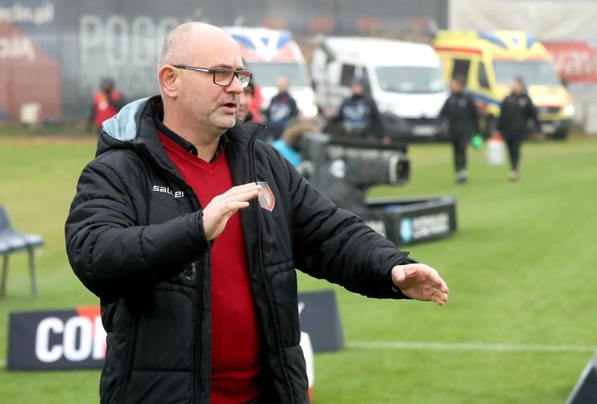 Dominik Nowak zapowiada roszady kadrowe w Miedzi Legnica