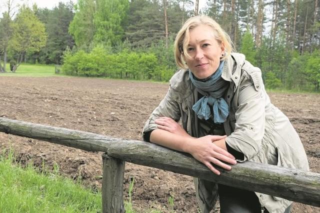 Każdy może uprawiać ogród - przekonuje  Marta Korolczuk, ogrodniczka. Zachęca wszystkich do wydzierżawienia grządki na terenie Białostockiego Muzeum Wsi.