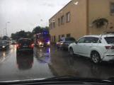 Ulewne deszcze na Kujawach i Pomorzu. Strażacy spodziewają się wielu interwencji