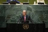 """76. sesja Zgromadzenia Ogólnego ONZ a kryzys klimatyczny. """"Jesteśmy na skraju przepaści i idziemy w złym kierunku"""""""