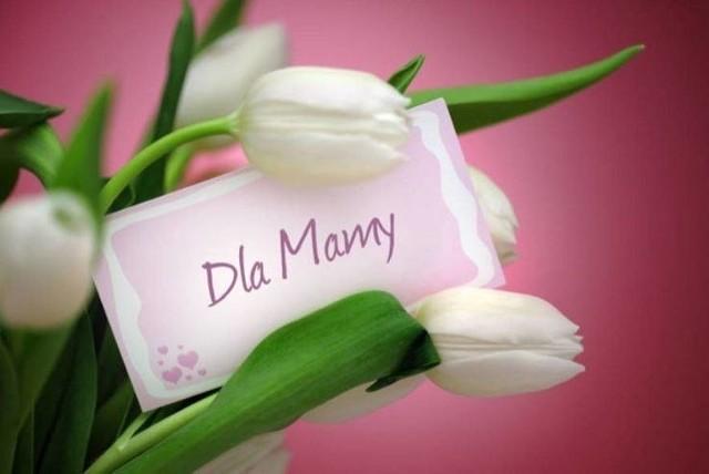 Dzień Matki Nowe życzenia Dla Mamy Kartki Wierszyki Dla