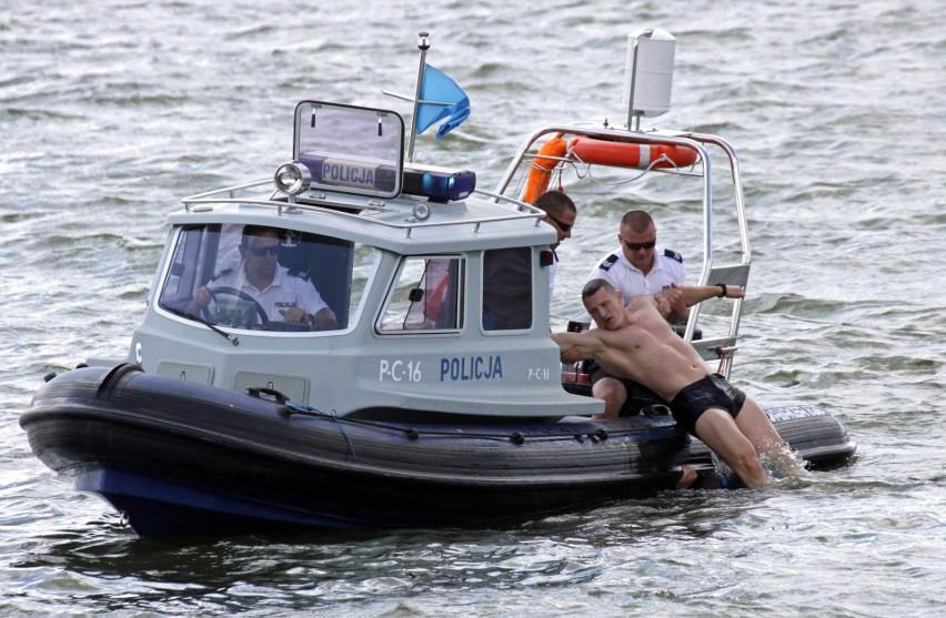 Organizatorem akcji jest: Komenda Wojewódzka Policji w...