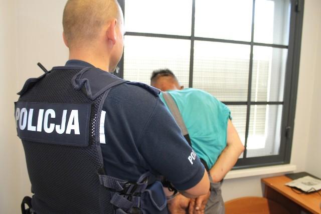 Mołdawianin trafił za kratki.