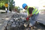 Co się dzieje z poniemiecką kostką brukową zdjętą z remontowanych ulic?