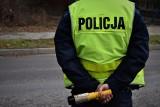 Policjanci z Sejn zatrzymali kierowcę, który był pod wpływem marihuany