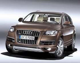 Audi Q7 ma bogate wyposażenie. (fot. audi)