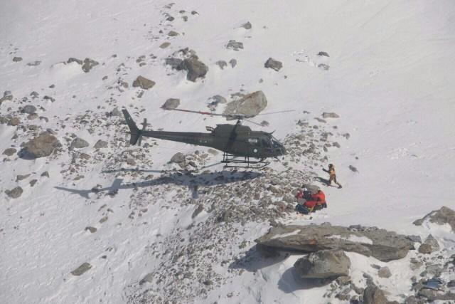 Akcja ratunkowa na Nanga Parbat