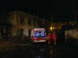 Tragiczny pożar w Ostrowcu Świętokrzyskiem. W ogniu zginęły trzy osoby