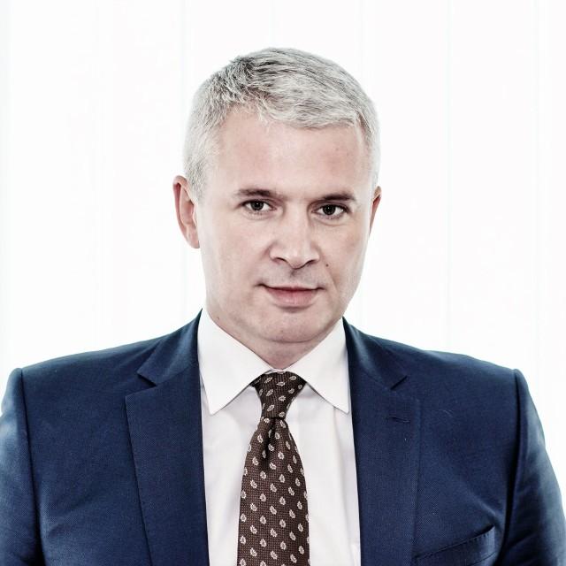 Grzegorz Raupuk, Członek Zarządu, Dyrektor Departamentu Zarządzania Portfelami, RDM Wealth Management