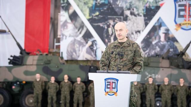 Defender Europe 20 to największe od 25 lat ćwiczenia organizowane  w Europie przez armię amerykańską.