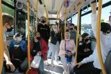 Aż 2500 tysiąca pasażerów w pierwszym dniu komunikacji miejskiej w Bytowie! (ZDJĘCIA)