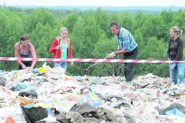 Rodzina przez kilka godzin szukała ciała Andrzeja. Bez skutku.