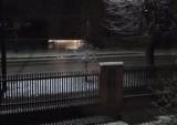 Pierwszy śnieg w województwie podlaskim. Uwaga na przymrozki! (zdjęcia)