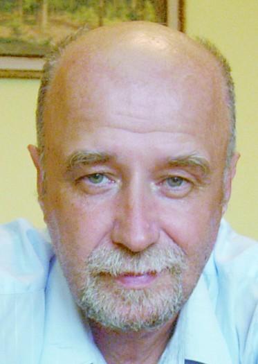 Roman Zemanek ekspert z Państwowej Inspekcji Pracy w Opolu. (fot. archiwum)