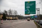 Korkująca się wylotówka na Łapy. Miasto zmieniło program sygnalizacji świetlnej