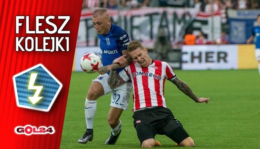 Cracovia - Lech Poznań 0:2