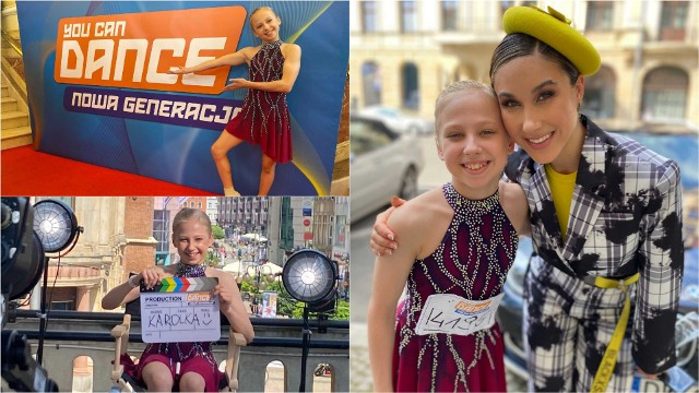 Karolina Olszewska podczas castingu we Wrocławiu. 12-latka zrobiła bardzo dobre wrażenie na jurorach, a widzowie zapamiętali ją, jako wesołą, a jednocześnie skromną i ambitną dziewczynkę