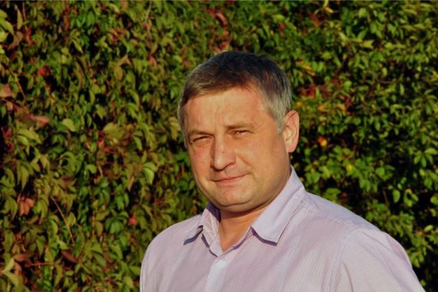 Trener Wojciech Rajtar