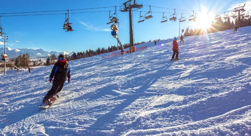 Bania Ski and Fun Białka Tatrzańska [WARUNKI, POGODA]