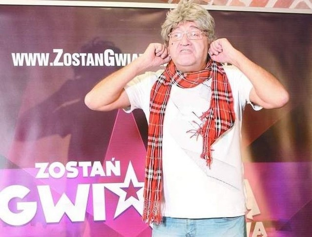 Janusz Kwasowski: - Mam 65 lat i masę pomysłów na siebie