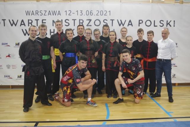 Ekipa MKS Kung Fu Wieliczka