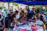 Wieliczka. Urodzinowy tort i nowy ogródek Cafe Kultura. Tak świętowano na Rynku Górnym [ZDJĘCIA]