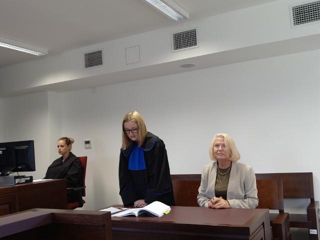 Sprawa Magdaleny Zarzyckiej-Redwan toczy się przed Sądem Okręgowym